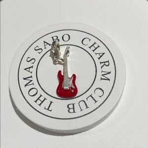 Thomas Sabo guitar charm🎸
